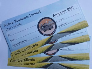 Gift Voucher Available! Buy an experience surely better than a crap present!